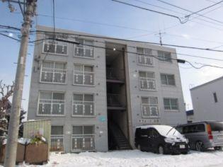 ラフォーレ山鼻 2階の賃貸【北海道 / 札幌市中央区】