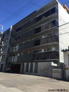 CーSELECTION.STELLAII 3階の賃貸【北海道 / 札幌市中央区】