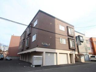 ウッドビレッジⅡ 1階の賃貸【北海道 / 札幌市白石区】