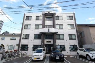 グランメールカッセル 3階の賃貸【北海道 / 札幌市白石区】