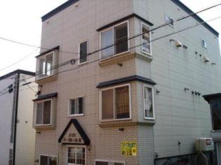 メゾン・ド・フルールⅢ 2階の賃貸【北海道 / 札幌市白石区】