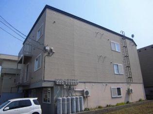 COMFORT(コンフォート) 2階の賃貸【北海道 / 札幌市白石区】