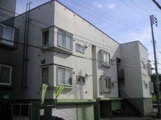 シャトー・ラフォン 2階の賃貸【北海道 / 札幌市白石区】