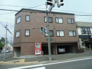 フォレスト平岡II 3階の賃貸【北海道 / 札幌市清田区】