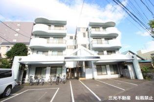 クイーンパレス21 2階の賃貸【北海道 / 札幌市北区】