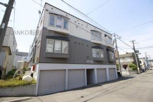 LEESPACE11 2階の賃貸【北海道 / 札幌市東区】