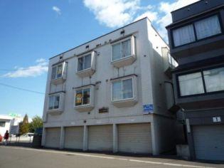 ホワイトパレスキタプラ 3階の賃貸【北海道 / 札幌市東区】