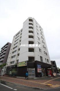 エメラルドグリーンI 6階の賃貸【北海道 / 札幌市北区】