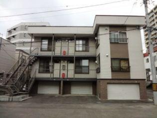 コーポL 2階の賃貸【北海道 / 札幌市東区】