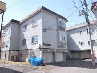 真栄ガーデンヒルズB 2階の賃貸【北海道 / 札幌市清田区】