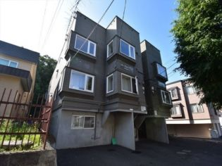 AMS清田2ー1A棟 2階の賃貸【北海道 / 札幌市清田区】