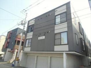 ブリシャール 2階の賃貸【北海道 / 札幌市豊平区】