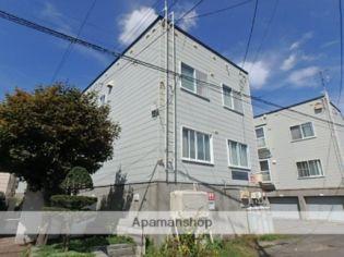 ベーチェル 2階の賃貸【北海道 / 札幌市豊平区】