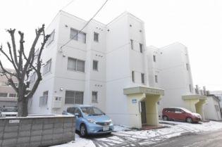 エーデル豊平 3階の賃貸【北海道 / 札幌市豊平区】