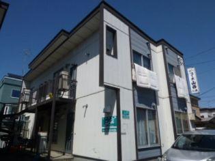 コーポ山西B 2階の賃貸【北海道 / 札幌市豊平区】