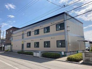 レオパレスDOLCE K・Y 1階の賃貸【北海道 / 北斗市】