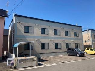 レオパレスタウンコート石川 1階の賃貸【北海道 / 函館市】