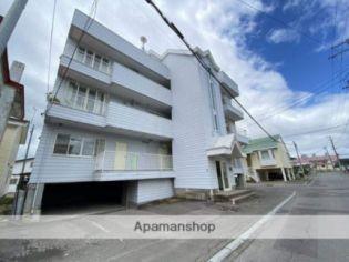 ニューライフ中道 2階の賃貸【北海道 / 函館市】
