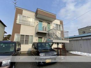 グットホーム亀田港 2階の賃貸【北海道 / 函館市】