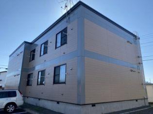 レオパレスフィオーレ 1階の賃貸【北海道 / 函館市】