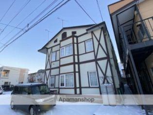 コープサイド亀田本町Ⅱ 1階の賃貸【北海道 / 函館市】