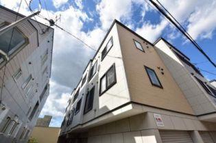 モンレーヴVI 2階の賃貸【北海道 / 札幌市豊平区】