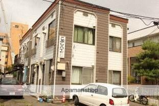 こぶしハイツC 2階の賃貸【北海道 / 札幌市豊平区】