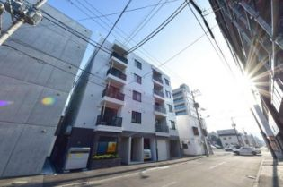 リバティ中島公園 4階の賃貸【北海道 / 札幌市中央区】