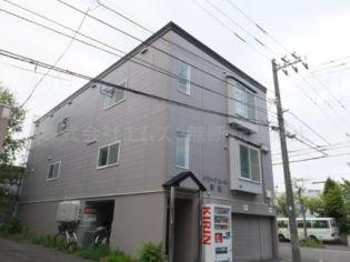 グリーンコート青葉 2階の賃貸【北海道 / 札幌市厚別区】