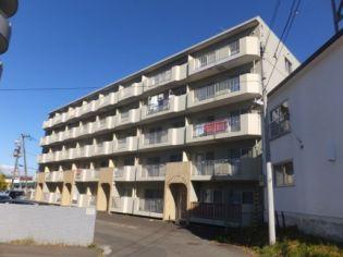 カントリーハイツ 5階の賃貸【北海道 / 札幌市厚別区】