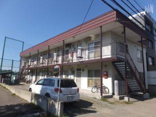 鈴可マンション 2階の賃貸【北海道 / 札幌市白石区】