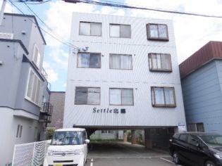 セトル北郷 2階の賃貸【北海道 / 札幌市白石区】