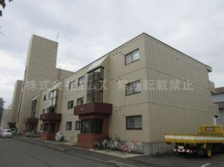 北海道札幌市厚別区厚別中央五条2丁目の賃貸マンション