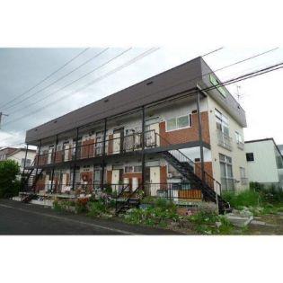 第3吉岡ハイツ 2階の賃貸【北海道 / 札幌市白石区】