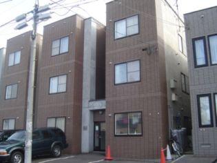 シャネル中井 2階の賃貸【北海道 / 札幌市白石区】
