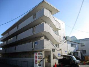 ビッグバーンズマンション菊水 3階の賃貸【北海道 / 札幌市白石区】