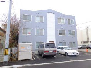 カロッツェリア菊水 2階の賃貸【北海道 / 札幌市白石区】