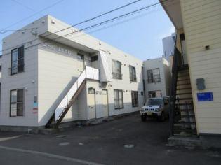 コーポはぎさわ 1階の賃貸【北海道 / 札幌市豊平区】