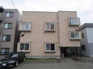 コーポマリーン 2階の賃貸【北海道 / 札幌市豊平区】
