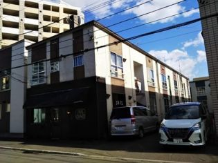 KIKUSUI BASE 1階の賃貸【北海道 / 札幌市白石区】