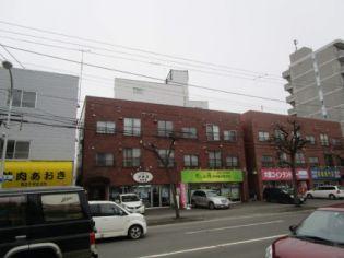 グランドール角屋Ⅱ 2階の賃貸【北海道 / 札幌市豊平区】