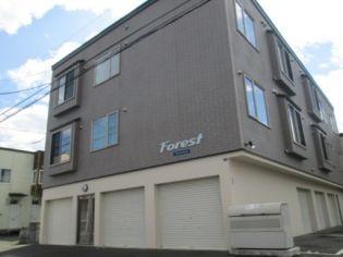 フォレスト 2階の賃貸【北海道 / 札幌市南区】