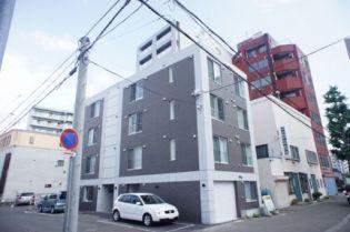 北海道札幌市中央区南一条東3丁目の賃貸マンション