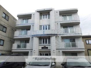 グランメールLEO 4階の賃貸【北海道 / 札幌市白石区】