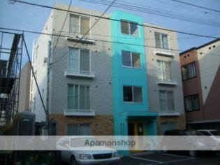 エルセリエ 2階の賃貸【北海道 / 札幌市白石区】