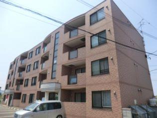グランディオスⅡ 3階の賃貸【北海道 / 札幌市白石区】