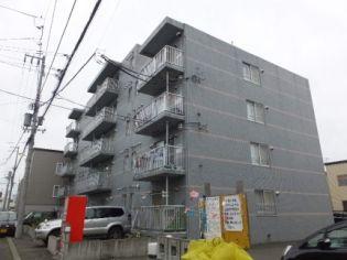 ローヤルハイツ菊水元町[405号室]の外観