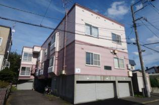 アーバン稲穂 3階の賃貸【北海道 / 札幌市手稲区】