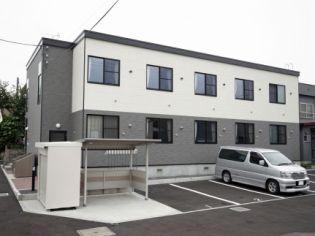 レオパレスプレミール 1階の賃貸【北海道 / 石狩市】