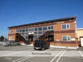 ZEUS 2階の賃貸【北海道 / 滝川市】